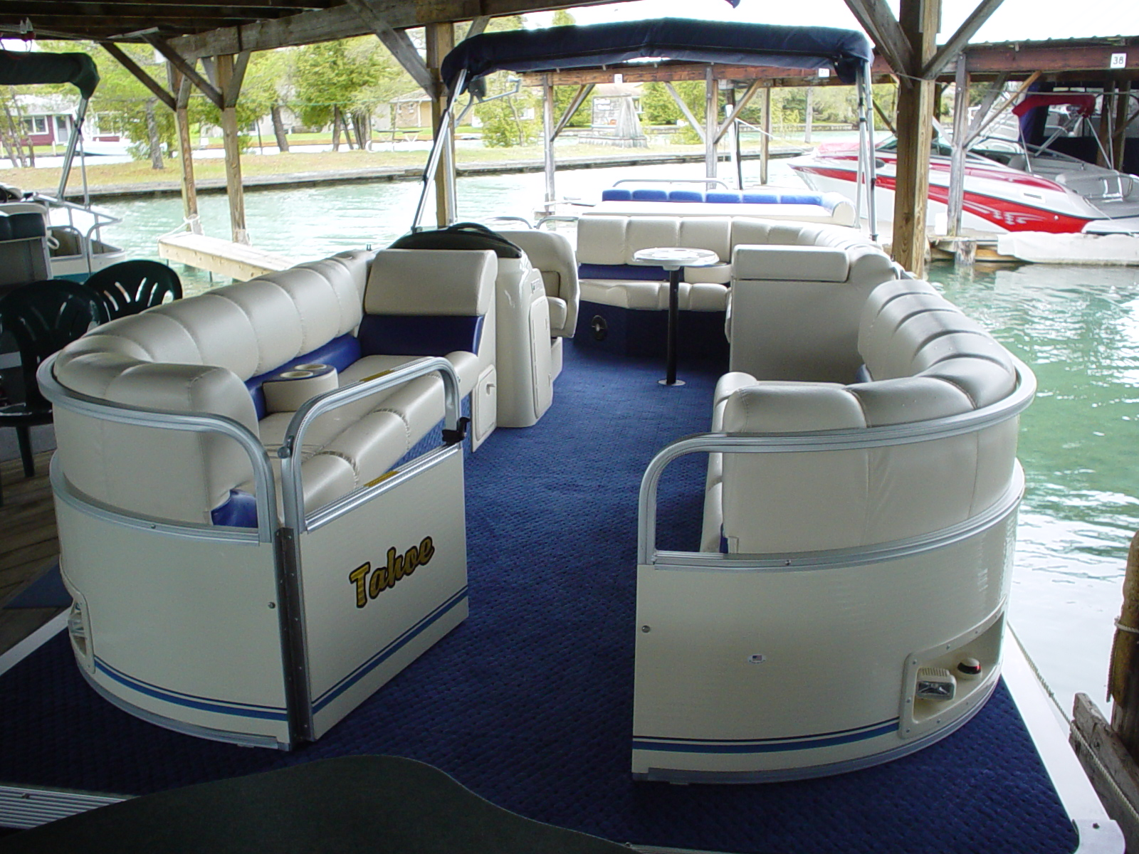 interior s album view boat upholstery marine vinyl d client shop tops interiors reupholster covers