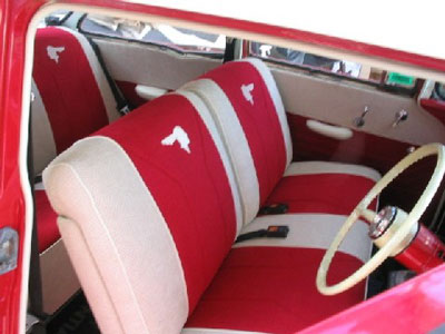 Our Automobile Upholstery Has A Fast Turn Around When Required Without Compromising The Quality Of Interior Reupholstery And Restoration Work Carried